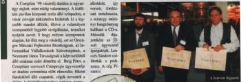 Compfair Vásárdíj 1998
