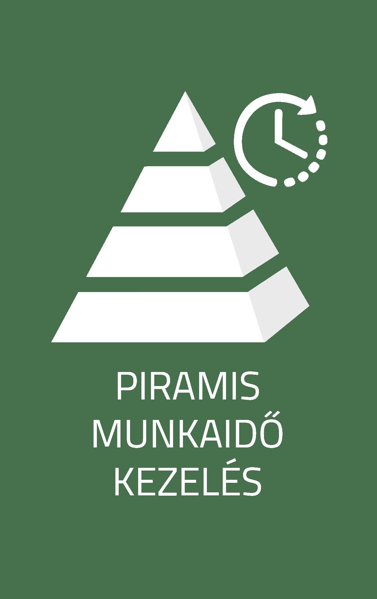 Piramis munkaidő kezelés