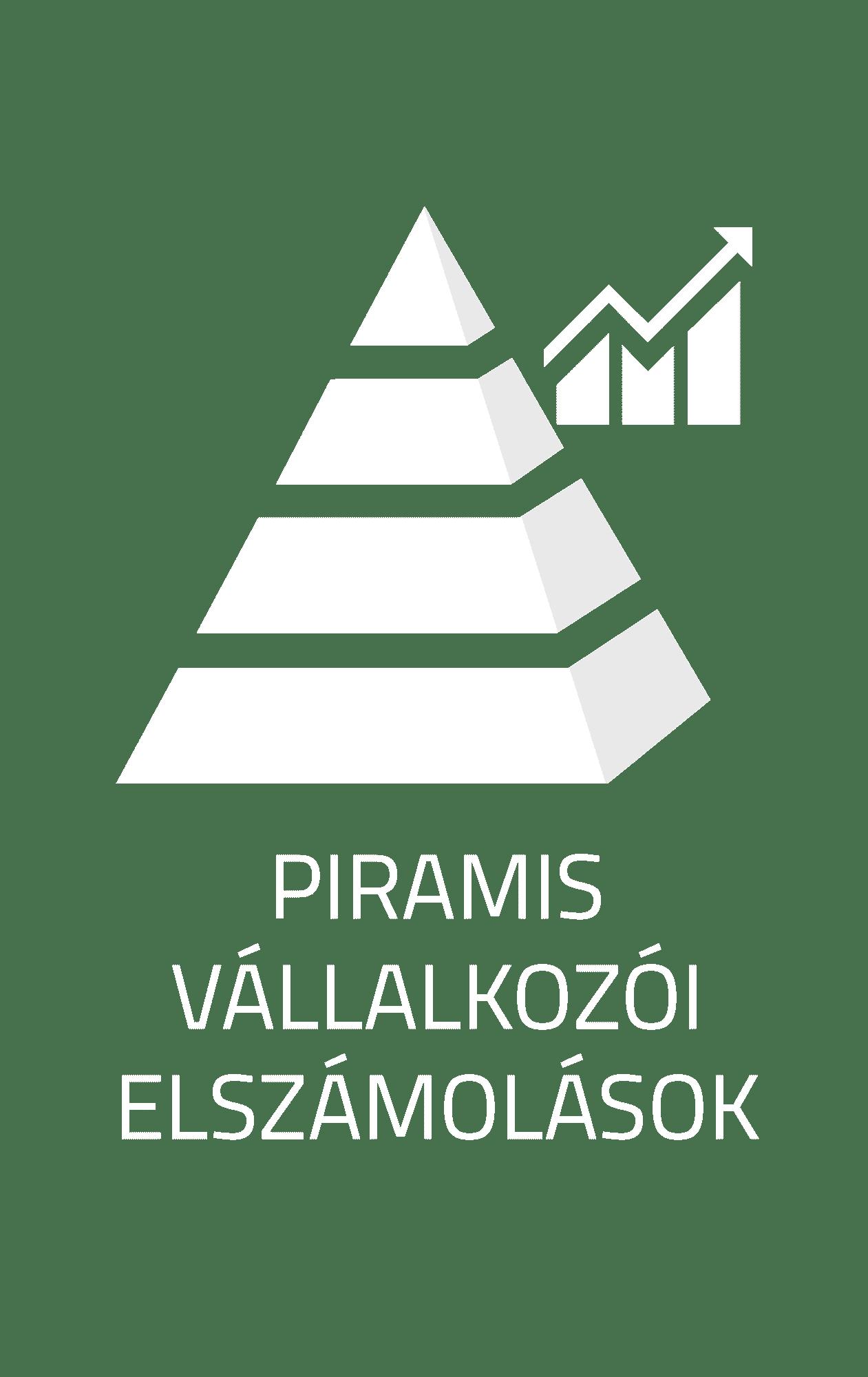 Piramis vállalkozói elszámolások