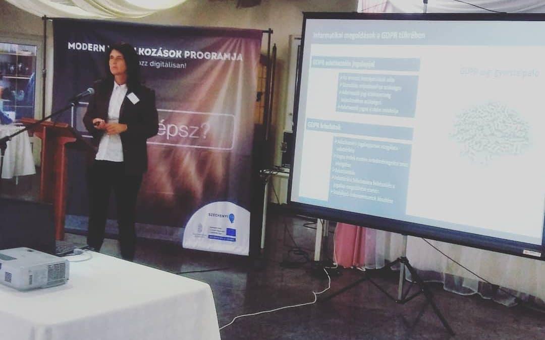 Modern Vállalkozások Programja – Kisvárda