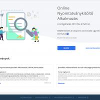 ONYA – a NAV online nyomtatványkitöltő alkalmazása