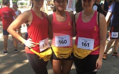 Jótékonysági futóink