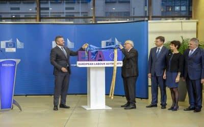 Októbertől már dolgozik: Európai Munkaügyi Hatóság