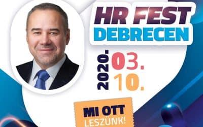 Fata László is ott lesz velünk a HR Festen